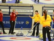 Las chicas del curling, a las puertas del ascenso
