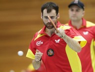 Eduardo Cuesta, palista de oro en el Open de Francia