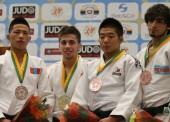 Fran Garrigós conquista el Mundial júnior de judo