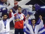 Marta Calvo y Jesús Tortosa se bañan de oro en Belgrado