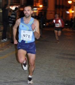 El atleta andaluz. Fuente: Villaverde del Río