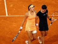 Garbiñe Muguruza-Carla Suárez dicen adiós al Masters de dobles
