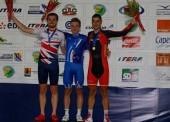 Bronce para Unai Elorriaga en el Europeo de ciclismo