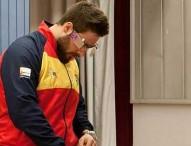 Pablo Carrera, plata en 10 m pistola aire en la Copa del Mundo