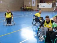 Toledo acoge la 2ª jornada de rugby en silla de ruedas
