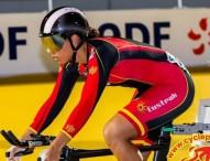 Tania Calvo, 11ª en velocidad en Cambridge