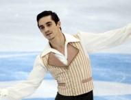 Javier Fernández, logra el oro sobre el hielo de Moscú