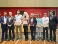 Deportistas andaluces como 'estímulos' deportivos
