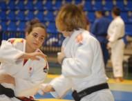 Julia Figueroa lucha por un ippon olímpico