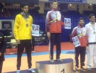 Álex Falgas conquista el Open de París de Taekwondo