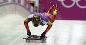 Ander Mirambell en los Juegos Olímpicos de Sochi 2014. Fuente: Charlie Booker