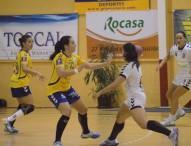 Rocasa Gran Canaria aumenta su ventaja en la Liga de balonmano