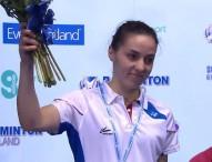 Beatriz Corrales, subcampeona en el Scottish Open Grand Prix