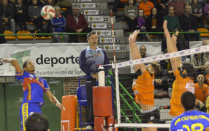 7ª jornada superliga masculina voleibol. Fuente: Rfevb