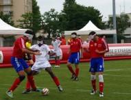 'La Roja' del fútbol para ciegos busca la corona Mundial en Japón