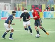 La 'Roja' debuta el 7 de junio en el Mundial de Fútbol Sala para ciegos