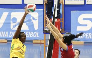 7ª jornada superliga femenina voleibol. Fuente: Rfevb