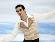 Javier Fernández, listo para el desafío de patinar en casa