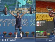 Josué Brachi, campeón de Europa sub23