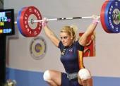 Lidia Valentín, 5ª en el Mundial y récord de España en arrancada