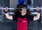 Loida Zabala, plata en el Open de México de halterofilia