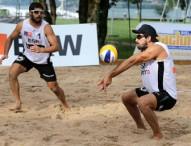 Marco-García, novenos en el torneo de Doha
