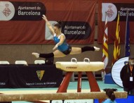 Roxana Popa, la reina de la gimnasia en el Memorial Joaquim Blume
