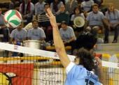 Unicaja Almería, invicto en la Superliga de voleibol