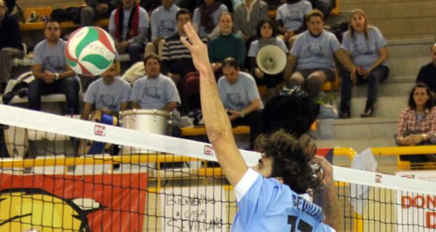 Partido disputado entre Río Duero San José y Unicaja Almería. Fuente: RFEVB