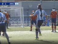España cae por la mínima con Argentina en el debut mundialista