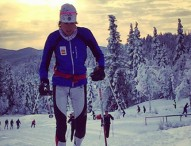 Laura Orgué, 7ª en 10 km de esquí de fondo