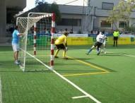 El Málaga sigue la estela de un ONCE Madrid infalible