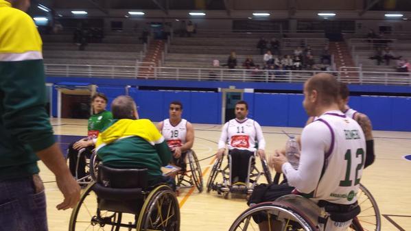 baloncesto en silla de ruedas amivel 8 jornada