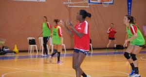 Shandy en un entrenamiento. Fuente: Laura Pérez