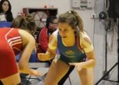 La gladiadora Marina Rueda prepara su asalto a los Juegos Olímpicos