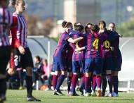 Atlético y el Valencia no pierden de vista al Barça