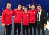Bronce para España en la Copa Internacional de México de gimnasia artística