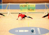 España luchará por el 5º puesto ante Alemania en el Internacional de Goalball