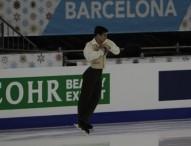 Javier Fernández lidera a la 'armada' del patinaje español en el Europeo