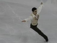 Javier Fernández remonta en el Grand Prix Final y conquista la plata