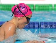 Jessica Vall, oro y récord de España en 200 braza