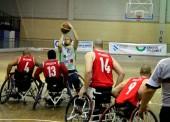 CD Ilunion seguido de Mideba, líderes de la liga de baloncesto en silla
