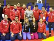 Los luchadores españoles logran 8 medallas en torneos internacionales