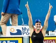 Mireia Belmonte, 6 oros en el campeonato de España de piscina corta