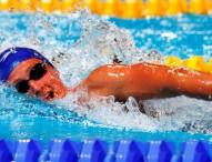 Mireia Belmonte, récord mundial en 1.500 libres