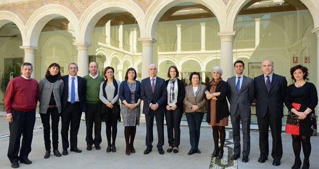 Presentación del proyecto 'ARISTO' en Granada. Fuente: Junta de Andalucía