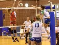 CAI Voleibol Teruel vuelve a la lucha por el podio