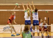 El GH Leadernet recupera la 2ª plaza en la Superliga Femenina de Voleibol