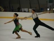 Celia Robledo y Luis Fenero, pasión helada