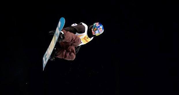 Queralt Castellet en el Mundial donde logró la medalla de plata. Fuente: FIS